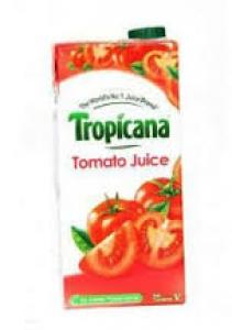 TROPICANA TOMATO JUICE 1LITR