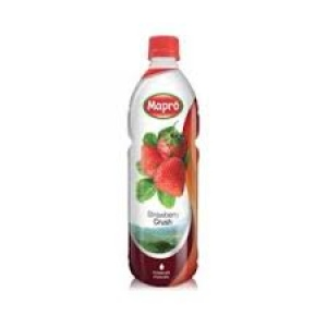 MAPRO STRAWBERRY CRUSH 750ML