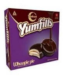 SUNFEAST YUMFILLS WHOOPIE PIE 300G
