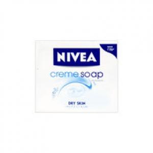 NIVEA CREME SOAP FOR DRY SKIN 250G