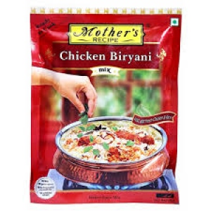 MOTHER`S RECIPE CHICKEN BIRYANI MIX 100G