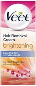 VEET HAIR REMOVAL CREAM BRIGHTENING SENS 25G