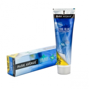 PARK AVENUE COOL BLUE LATHER SHAVING CREAM 70G