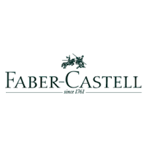 FABER-CASTELL 12 WATER COLOUR PENCILS 89MM