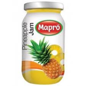 MAPRO PINEAPPLE JAM 500G