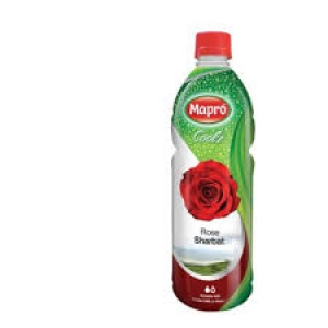 MAPRO ROSE SHARBAT 750ML