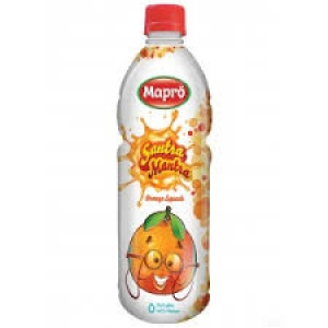 MAPRO SANTRA MANTRA ORANGE SQUASH 750ML