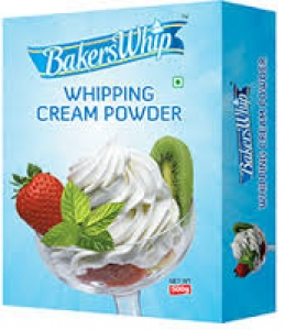 BAKERS WHIPPING CREAM 50G