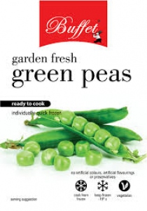 BUFFET GARDEN FRESH GREEN PEAS 500G