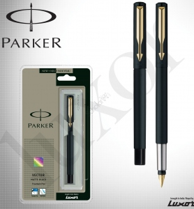 PARKER VECTOR MATTE BLACK PEN