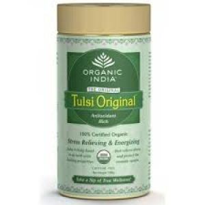 ORGANIC INDIA TULSI ORIGINAL TIN 100G