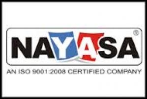 NAYASA ROUND QUARTER PLATE SET 6PCS