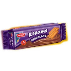PARLE MAGIIX KREAMS CHOCOLATE 250G