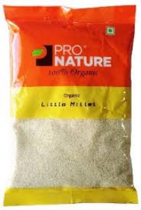 PRO NATURE ORGANIC LITTLE MILLET 500G