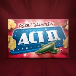 ACT II NACHOZ JALAPENO 150G