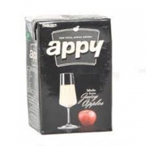 PARLE APPY APPLE DRINK 160ML