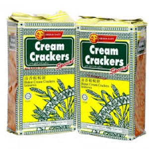 SHOON FATT CREAM CRACKERS BISKUT 200G