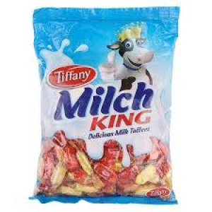 TIFFANY MILCH KING TOFFEE PKT 350G