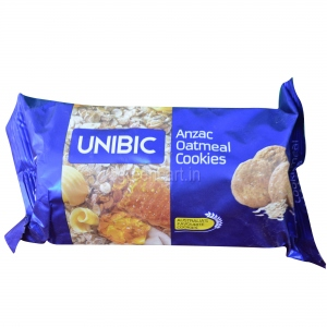UNIBIC HONEY OATMEAL COOKIES 75G