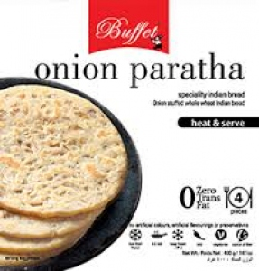 BUFFET ONION PARATHA 400G