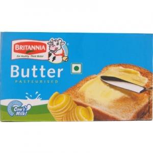 BRITANNIA BUTTER PASTEURISED 100G
