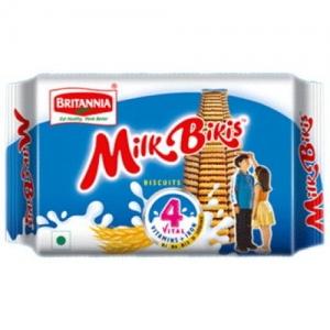 BRITANNIA MILKY SANDWICH BISCUITS 100G