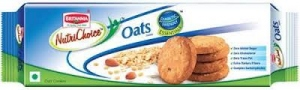 BRITANNIA NUTRICHOICE ESSENTIALS OAT COOKIES 75G