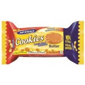 MCVITIES BUTTER COOKIES 200G