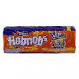 MCVITIES HOBNOBS OAT COOKIES 120G
