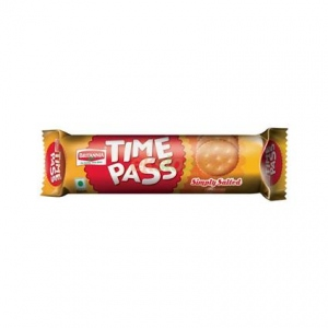 BRITANNIA TIME PASS SIMPLY SALTED 40G