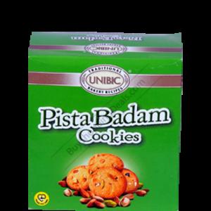 UNIBIC PISTA BADAM COOKIES 150G