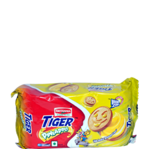 BRITANNIA TIGER PINEAPPLE 57G