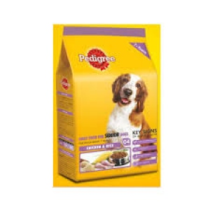 PEDIGREE SENIOR CHICKEN & RICE 1.2KG
