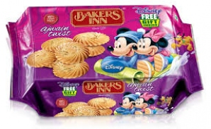 BAKERS INN AJWAIN TWIST COOKIES 200G