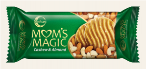 SUNFEAST MOM`S MAGIC CASHEW & ALMOND 200G
