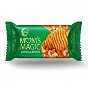 SUNFEAST MOM`S MAGIC CASHEW & ALMOND 100G