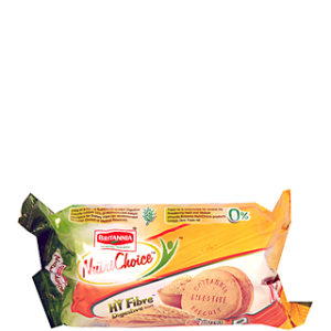 BRITANNIA NUTRI CHOICE HI FIBRE DIGESTIVE 150G
