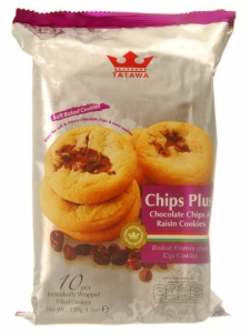 TATAWA COOKIES CHIPS PLUS 120G