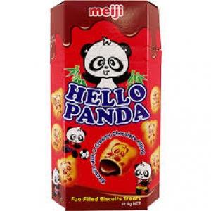 MEIJI HELLO PANDA BISCUITS CHOCO FLAV 50G