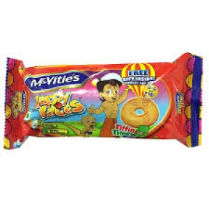 MCVITIES HAPPY FACES 45G