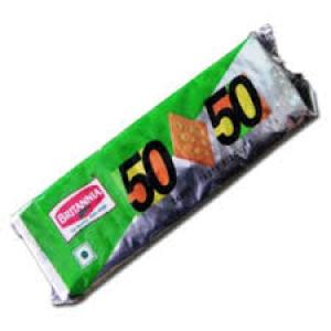 BRITANNIA 50-50 100G