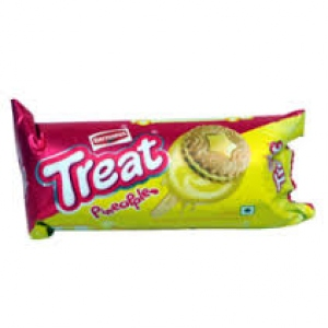 BRITANNIA TREAT PINEAPPLE 64G
