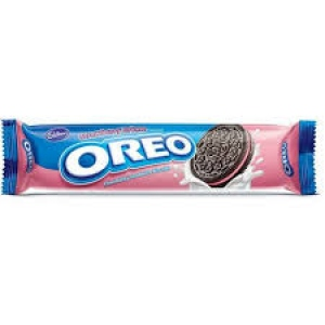 CADBURY OREO STRAWBERRY CREME 60G