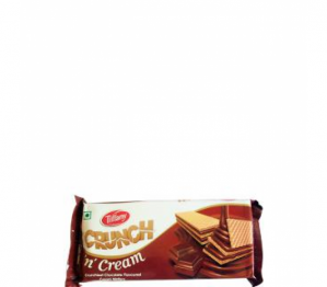 TIFFANY CHOCOLATE FLAV CREAM WAFERS 150G