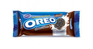 CADBURY OREO CHOCO CREAM  120GM