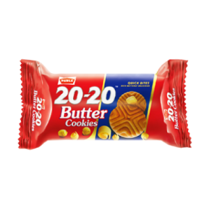 PARLE BUTTER COOKIES 90G