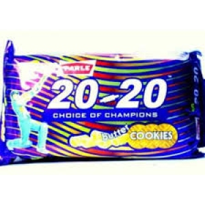 PARLE 20-20 BUTTER COOKIES 200G