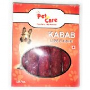 PET EN CARE KABAB LAMB FLAVOUR 10PCS