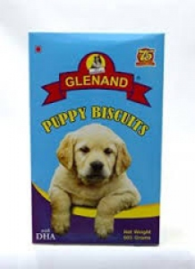 GLENAND PUPPY BISCUITS 500G