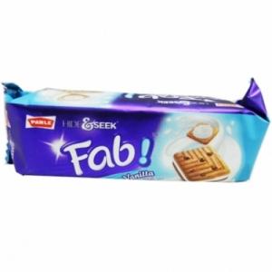 PARLE HIDE & SEEK FAB VANILLA 100G